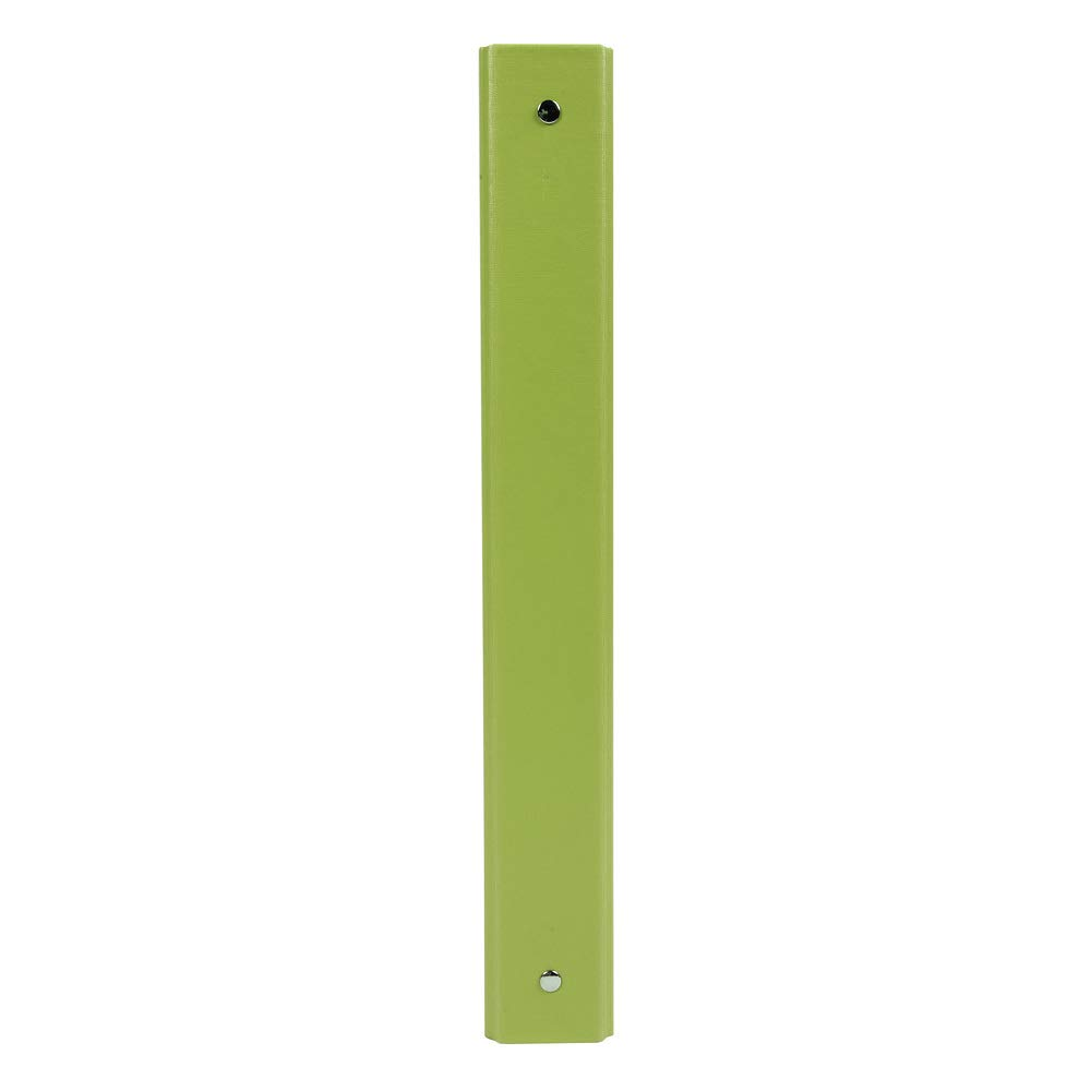 32x26 cm Verde Anice Exacompta 51473E Cartelle ad Anelli