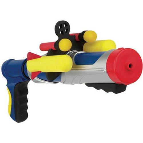Rubies - Jeu de Plein Air - Wazooka fun blaster fusil à eau 42 cm+ Lance roquettes, balles,avion+accessoires