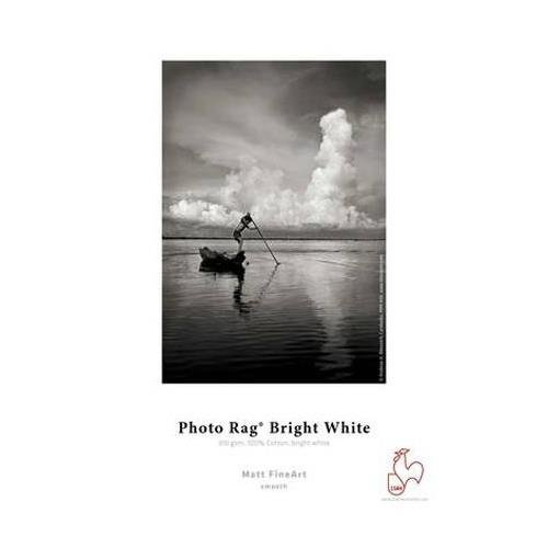 Hahnemuhle Photo Rag Bright White 310 gsm Inkjet Paper, 24
