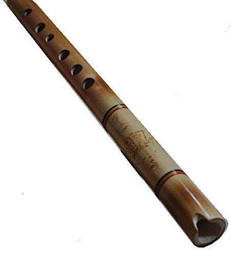 Fair Trade Quena Flute with Free Finger Chart Aymara