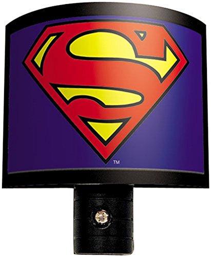 Ata-Boy DC Comics Superman Logo Nite - Superman Night Light