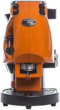 Máquina de café de monodosis de papel 44 mm Didiesse Frog Naranja Vapor: Amazon.es: Hogar