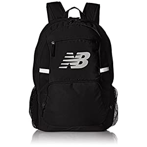 New Balance Accelerator Backpack, Black, One Size