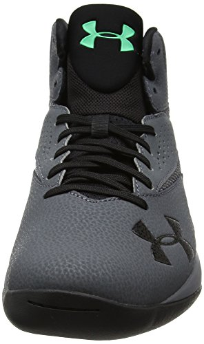 Gray Gris rhino Armour Basketball Homme 076 Under Lockdown Ua De Chaussures Bn4Raw