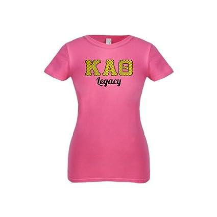 Amazon com: CollegeFanGear Kappa Alpha Theta Youth Girls