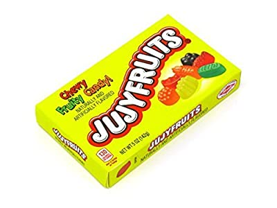 Jujyfruits Chewy Fruity Candies (Pack of 4) 5 oz