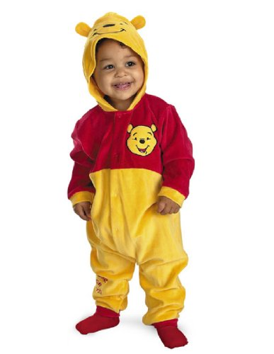 Winnie the Pooh Infant Costume: Size 12- 18 months