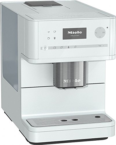Miele CM6150 Countertop Coffee Machine, Lotus White