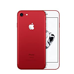 Apple Iphone Product Red Special Edition GSM/CDMA Unlocked (Iphone 7 RED 128GB A1660)