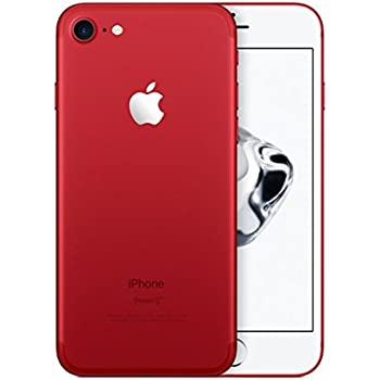 Apple iPhone 7 128 GB Unlocked, Red