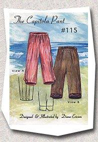 Patterns - Diane Ericson #115, The Capitola - Stores Capitola