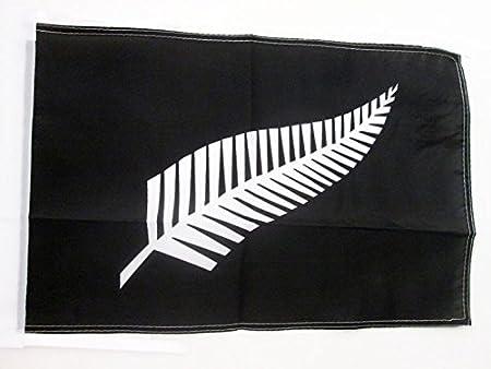 AZ FLAG Drapeau Nouvelle-Z/élande 45x30cm PAVILLON n/éo-z/élandais 30 x 45 cm Haute qualit/é