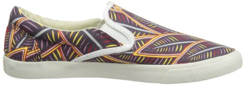 Bucketfeet Palmen Canvas Slip Op Wns 9