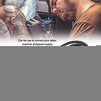 Línea de gancho de cable de clip de tatuaje de 1,4 m para máquina ...