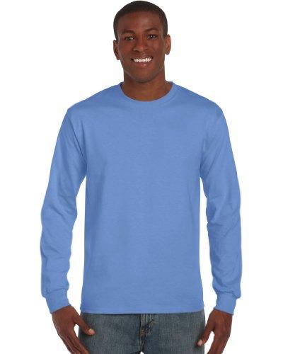 Homme shirt Gildan Carolina T Bleu OwpYpvaq