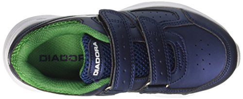 Diadora Shape 8 SL Jr V, Zapatillas de Running Para Niños Azul (Blu Estate/bianco Ottico)
