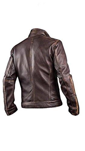 Clara Giacca Leather Jackets Clara Uomo Leather w05YqBwx