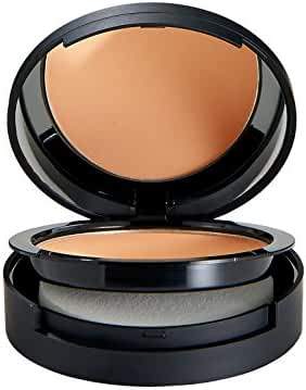 Dermablend Intense Powder Camo Medium to Full Coverage Foundation Makeup with Matte Finish, 25N Natural, 0.48 oz.