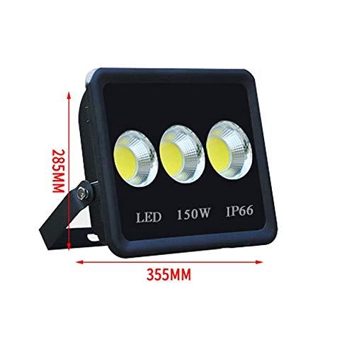 Q-fo Luz De Inundación LED Exterior, Focos Proyector Luces De ...