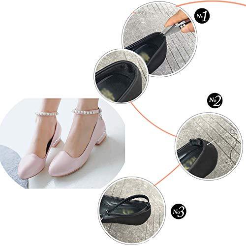 Zapatos de antideslizantes Cordones para Paradise mujer tac Wukong BPqagg
