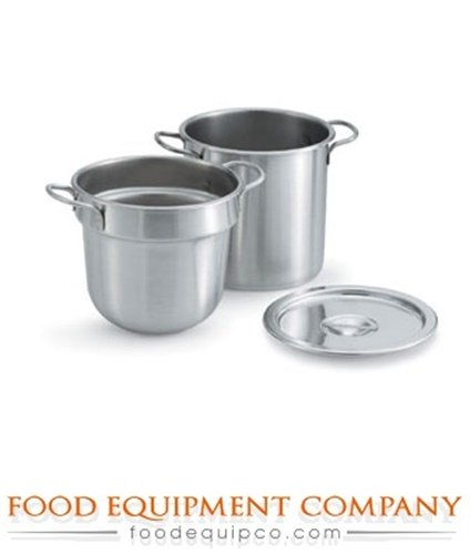 Vollrath 77113 Replacement S/S 11 Qt. Inset F/ 77110 Double Boiler Set