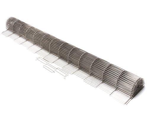 Picard Ovens ME77-0004 Wire Mesh Conveyor Belt, 48 x.0 ()