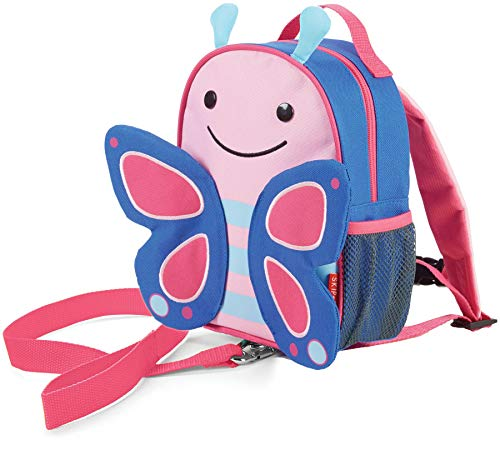 Price comparison product image Skip Hop Zoolet Mini Backpack with Reins - Butterfly