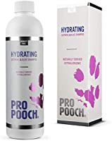 Pro Pooch Oatmeal Dog Shampoo - Natural & Hypoallergenic Formula for Sensitive Dogs w/Itchy Skin - Grooming Product...