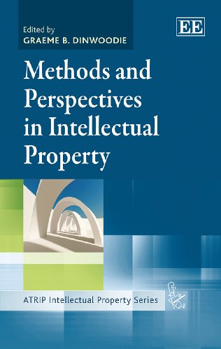 Methods And Perspectives In Intellectual Property (ATRIP Intellectual Property Series)
