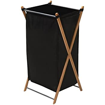 Amazon Com Kindwer Vintage Wire Laundry Basket Hamper