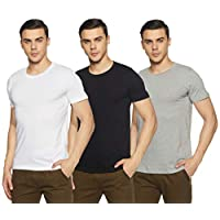 Chromozome Men's Plain Regular Fit...