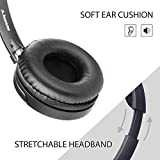 Avantree Superb Sound Wired On Ear Headphones with