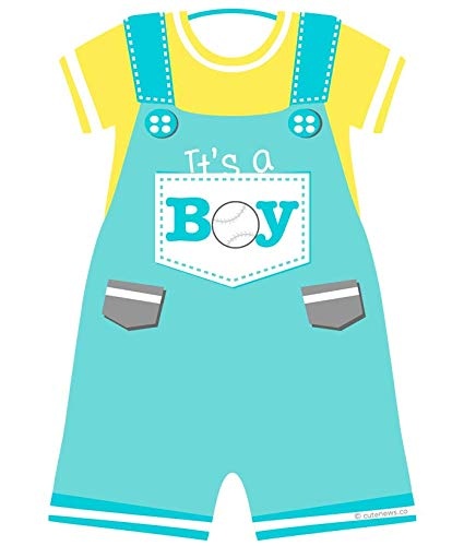 Cute News It S A Boy Door Sign Baby Birth Hanger Decoration