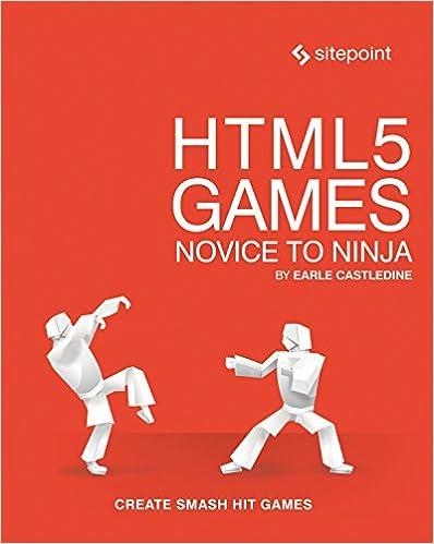 Amazon.com: HTML5 Games: Novice to Ninja: Create Smash Hit ...
