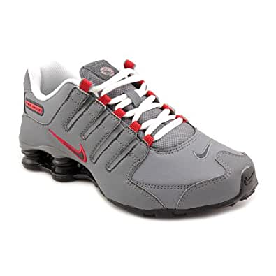 Amazon.com | Nike Shox NZ SI Plus (GS) Boys Running Shoes