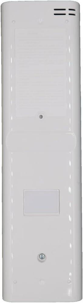 Qinyun T/él/écommande Rar-5e3/Ajustement pour Hitachi Air Conditioner Mini 4/Voies Rai-35rpa 3,5/KW Plafond Cassette Multi Split Climatisation Indo