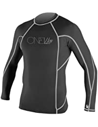 Men's Wetsuits Basic Skins Long Sleeve Crew