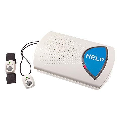 Medical Alert System for Seniors (Lifetime Monitoring Included)