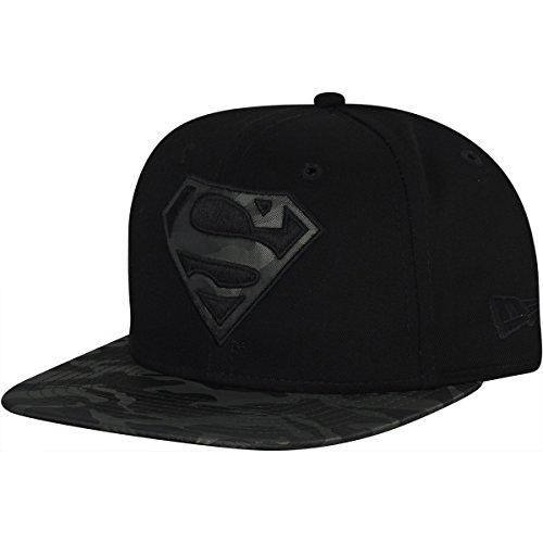 New Era 9Fifty Snapback Cap - NYLON CAMO Superman