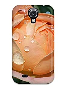 Brooke C. Hayes's Shop New Arrival Wet Rose Bloom For Galaxy S4 Case Cover 5975015K44558913