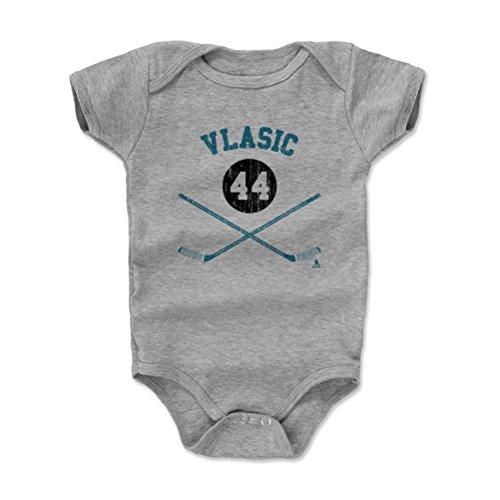 marc-edouard-vlasic-sticks-k-san-jose-kids-onesie-18-24m-heather-gray