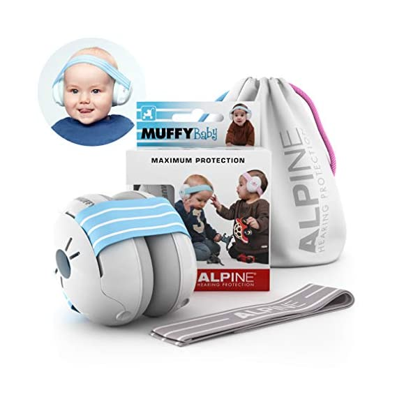 Alpine Hearing Protection Muffy Baby Ear Protection