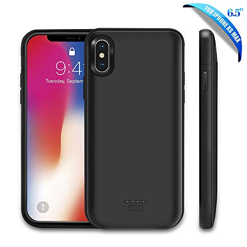 Elebase Galaxy S9 Battery Case, External Rechargeable Power Bank Charger,4700mAh Protective Portable Backup Charging Case Pack for Samsung Galaxy S9(Not for Galaxy S9 Plus)