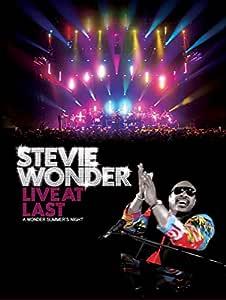 Stevie Wonder - Live at Last - A Wonder Summer's Night [DVD]