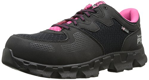 Timberland PRO Women's Powertrain Alloy-Toe EH W Industrial Shoe