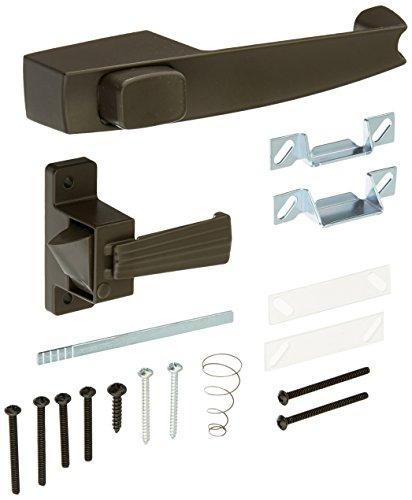 Wright Products V333FB TIE-DOWN PUSH BUTTON Handle, FLORIDA. BRONZE