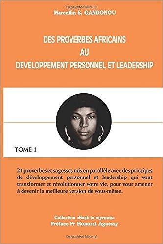 Bildergebnis für Des proverbes africains au leadership et developpement personnel