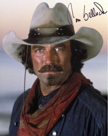 b450b43fadb91 Amazon.com  Tom Selleck Quigley Down Under 8 X 10 Photo  Posters   Prints
