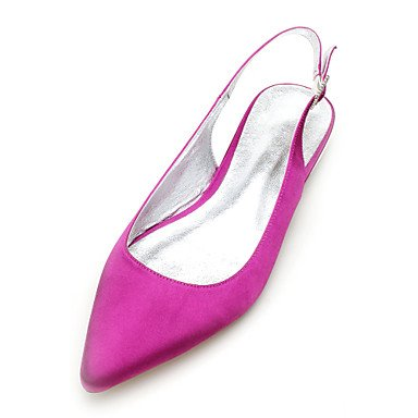Heelivory Vestido Rubí Azul Wedding Bowknot Rhinestone Noche Shoes US8 De Boda EU39 Satin Primavera Las Plana Champán Mujeres'S CN39 UK6 amp;Amp; Verano Confort 8TZxxUn