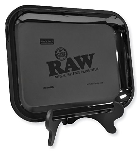 RAW Limited Edition Black Gold Tray (Large) by Raw Threads